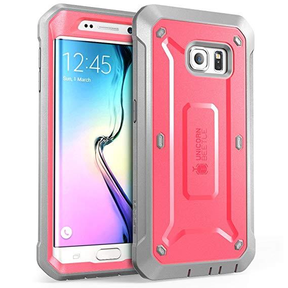 Amazon Com  Supcase [unicorn Beetle Pro Series] Case For Galaxy S6