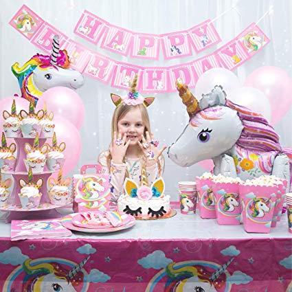Amazon Com  Unicorn Party Supplies