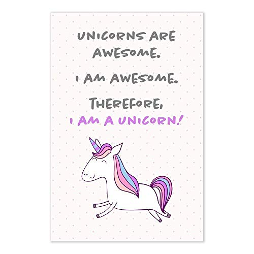 Amazon Com  Unicorns Are Awesome, I Am A Unicorn