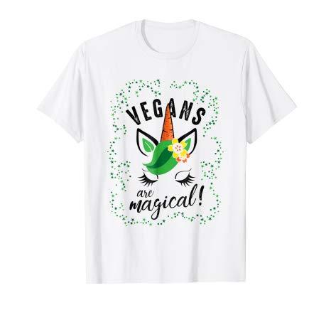 Amazon Com  Vegans Are Magical T