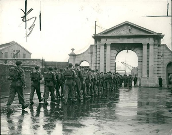 Amazon Com  Vintage Photo Of Troops Of The 16th Independent