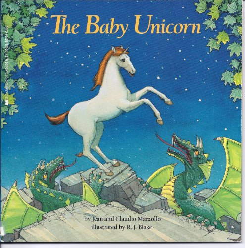 Baby Unicorn Book Series