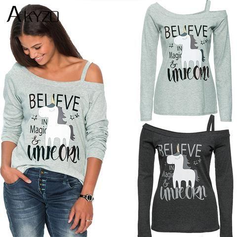 "Believe In Magic"" Unicorn Print"