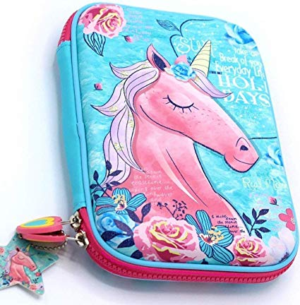 Buy Innovative Products Imported Stylish Unicorn Pencil Pouch For