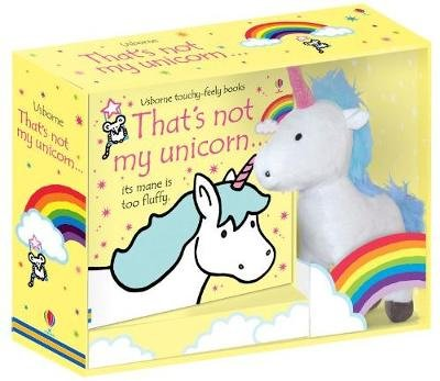 Buy That's Not My Unicorn Book And Toy By Fiona Watt With Free