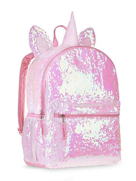 Buy Wonder Nation Unicorn 2 Way Sequins Critter Backpack At Amazon In