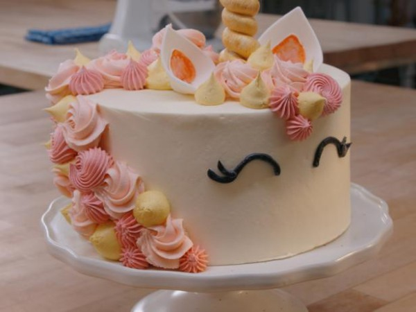Confetti Unicorn Cake Recipe