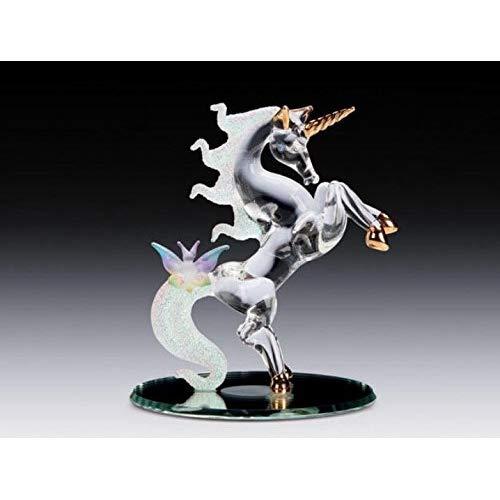 Crystal Unicorn  Amazon Com