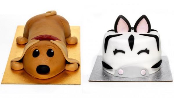 Dachshund Takes Lead In Sainsbury's Cakes Revamp