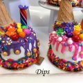 Candy Unicorn Cake