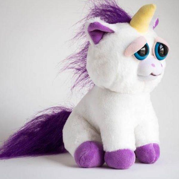 Feisty Pets  Glenda Glitterpoop The Unicorn – Bigchinamall