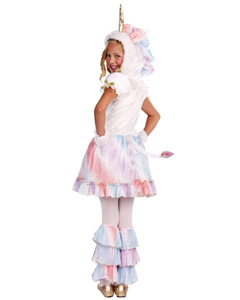 Girl's Enchanted Lil Unicorn Costume