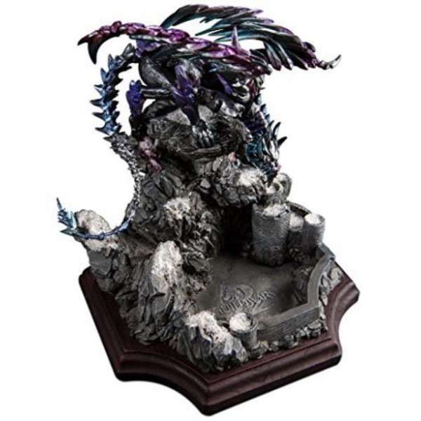 Guild Wars 2 The Shatterer Dragon Kralkatorrik Statue