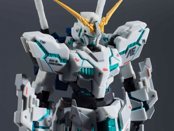 Gundam Robot Spirits Unicorn Gundam (final Battle Ver )