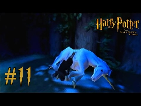 Harry Potter And The Sorcerer's Stone Ps1  Its A Dead Unicorn