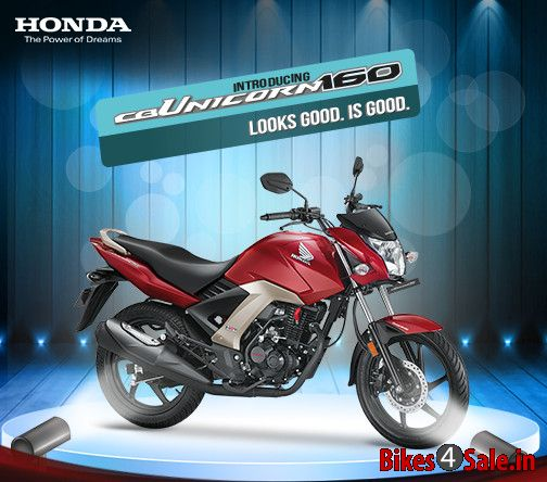 Honda Cb Unicorn 160 Detailed Review