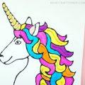 Colour Of Unicorn