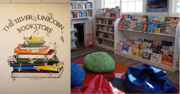 Interview With A Bookstore  The Silver Unicorn