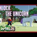 Lego Worlds Unicorn