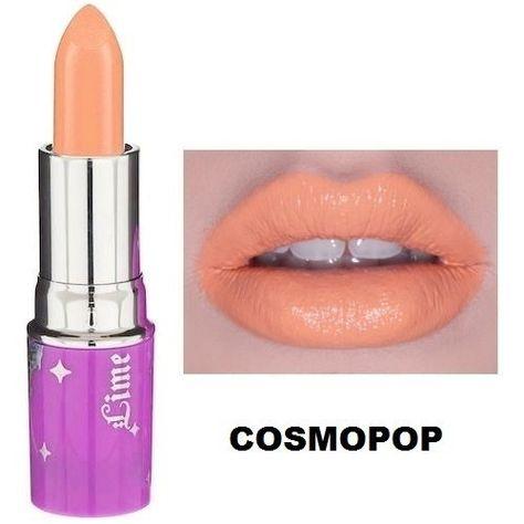 Lime Crime Opaque Unicorn Lipstick Cosmopop Color Cosmetic
