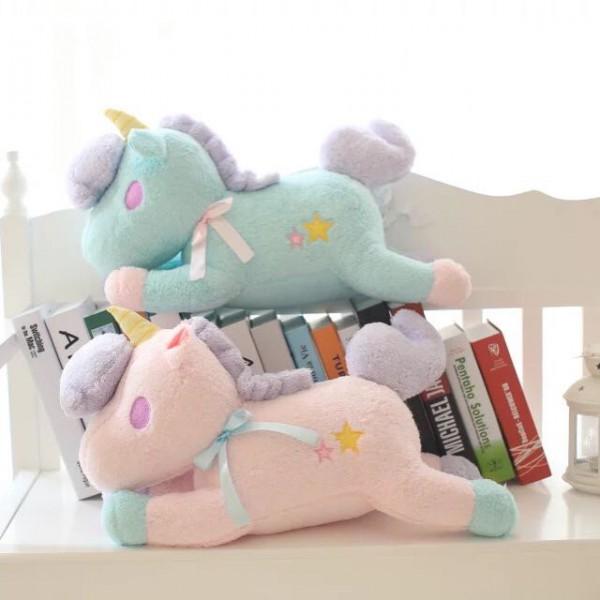 Little Twin Stars Unicorn Tissue Holder Plushie, Furniture, Others