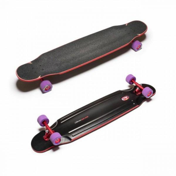 Loaded Boards Blood Slayer Longboard Skateboard Deck Chubby