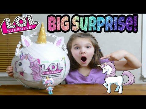 Lol Unicorn Big Surprise! Custom Lol Big Surprise