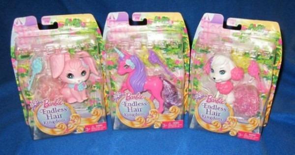Mattel Dkb53 Barbie Endless Hair Kingdom Unicorn For Sale Online