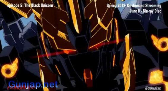 """Mobile Suit Gundam Uc Ep 5 """"black Unicorn"""" Eng Dubbed 8min  Clip"""
