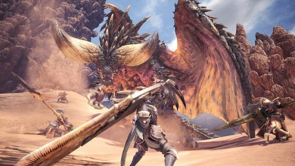 Monster Hunter World Tv Commercial Reveals The Return Of Kirin