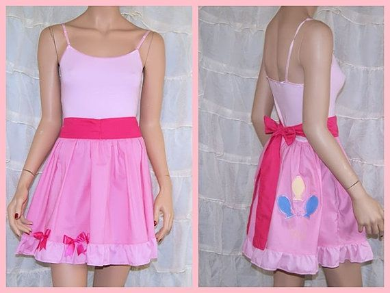 My Little Pony Pinkie Pie Balloons Cutie Mark Summer Dress Cosplay