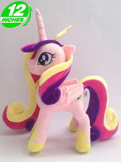 My Little Pony Princess Cadance Plush Doll Popl9010