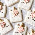 Unicorn Cookies Pinterest