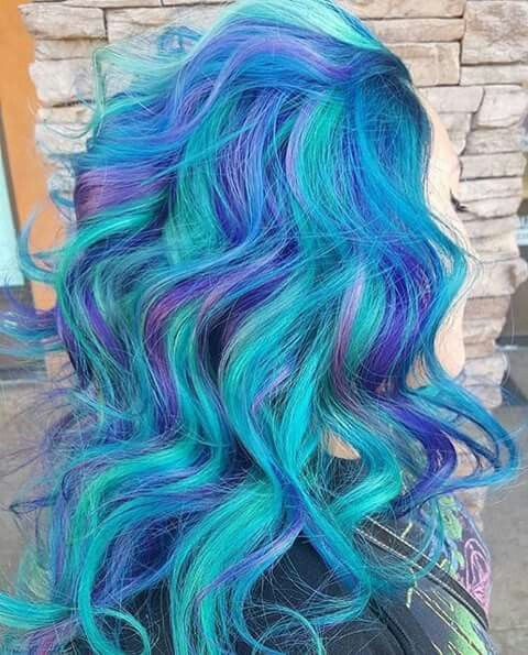 Pin By Harriett Leggitt On Unicorn Dip Dye