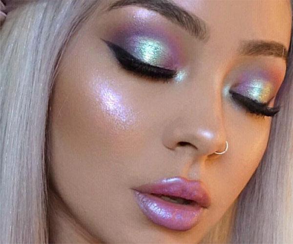 Proarte » How To Create  3 Scintillating Unicorn Makeup Looks