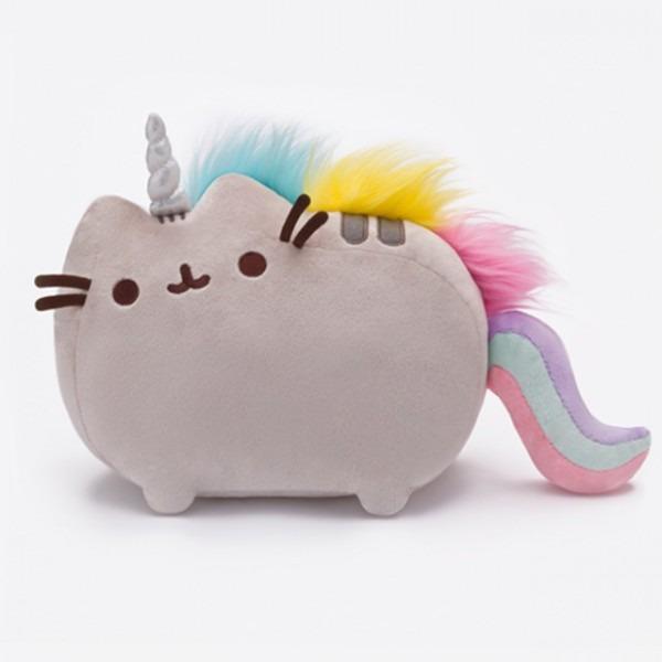 Pusheenicorn 13″ Pusheen Unicorn Pusheen Cat Cushion (k121), Toys
