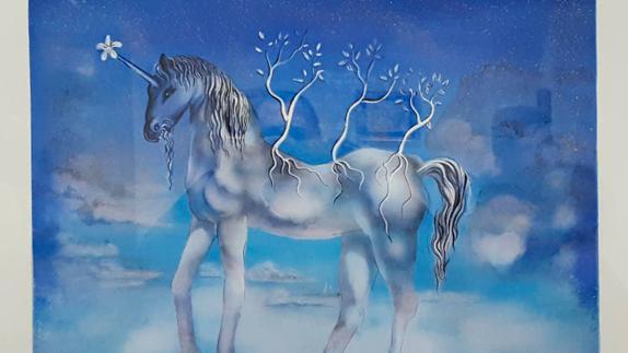 Salvador Dalí's Horses   Sur In English