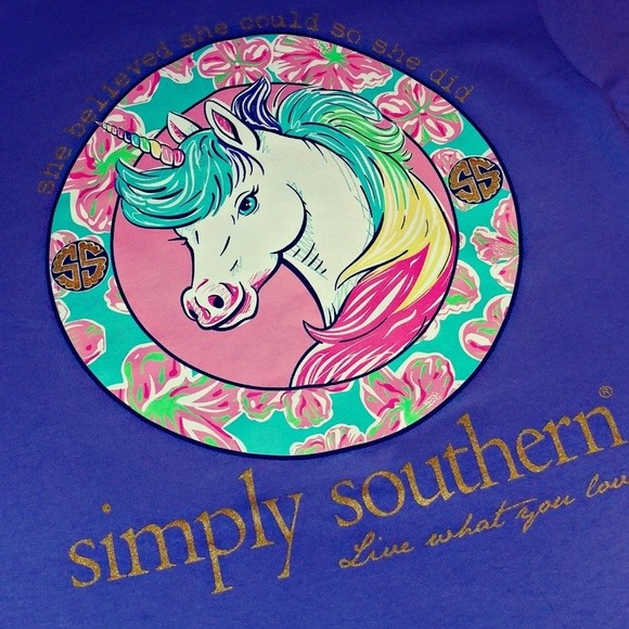 Simply Southern Shirts & Tops