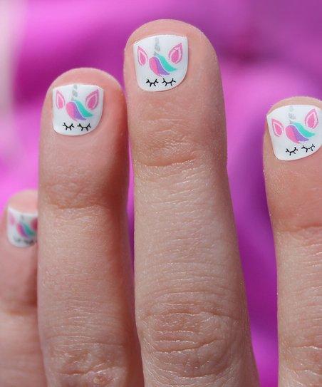 So Gloss Nail Wraps Unicorn Nail Wraps