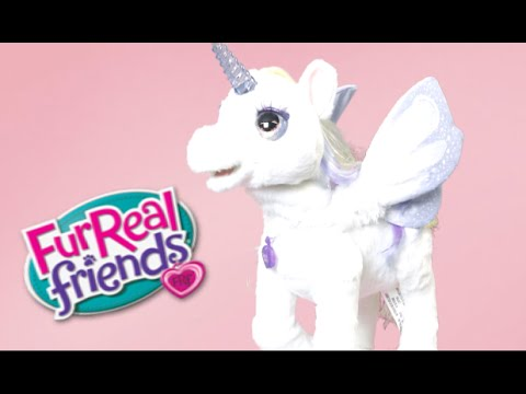 Starlily My Magical Unicorn From Hasbro