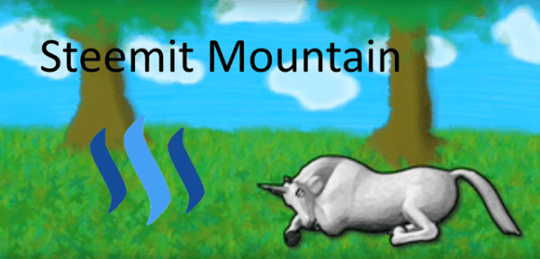 Steemit Mountain  Charlie The Unicorn Parody — Steemit