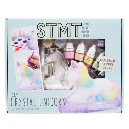 Crystals Associated With Unicorns