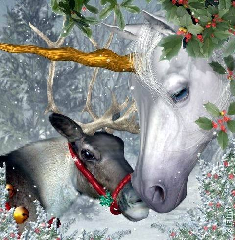 Sufjan Stevens – Christmas Unicorn Lyrics
