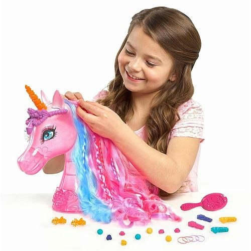 The Barbie Secret Door Unicorn Styling Head Is Perfect For