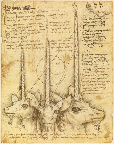 The Unicornis Manuscripts — Michael Green In 2019