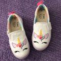 Unicorn Toms Shoes