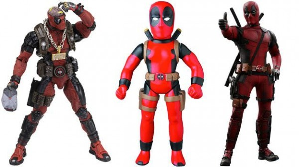 Toy Tuesday  The Most Delicious Deadpool Toys