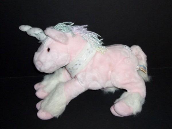 Toys R Us Animal Alley 22 Inch Unicorn Plush