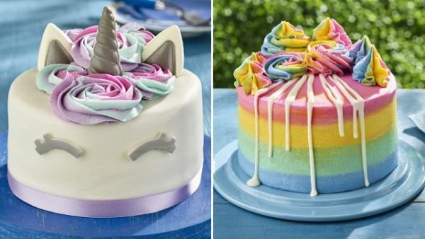 Unicorn Celebration Cake Launched By Morrisons