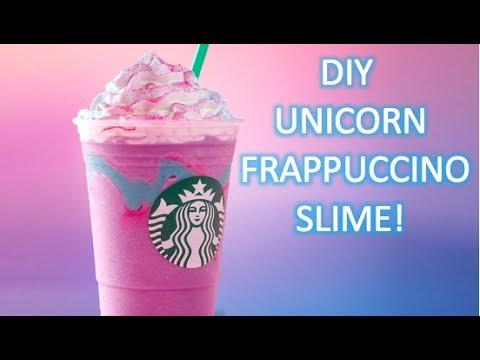 Unicorn Frap Slime